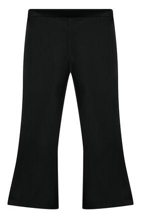 Детского брюки DOUUOD черного цвета, арт. 20E/U/JR/PA04/1510/4A-8A | Фото 1