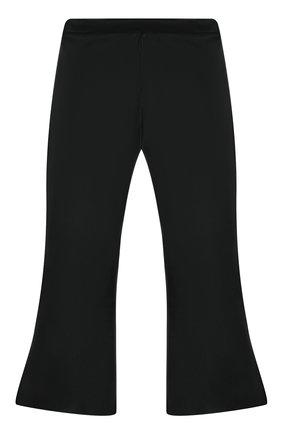 Детского брюки DOUUOD черного цвета, арт. 20E/U/JR/PA04/1510/4A-8A | Фото 2