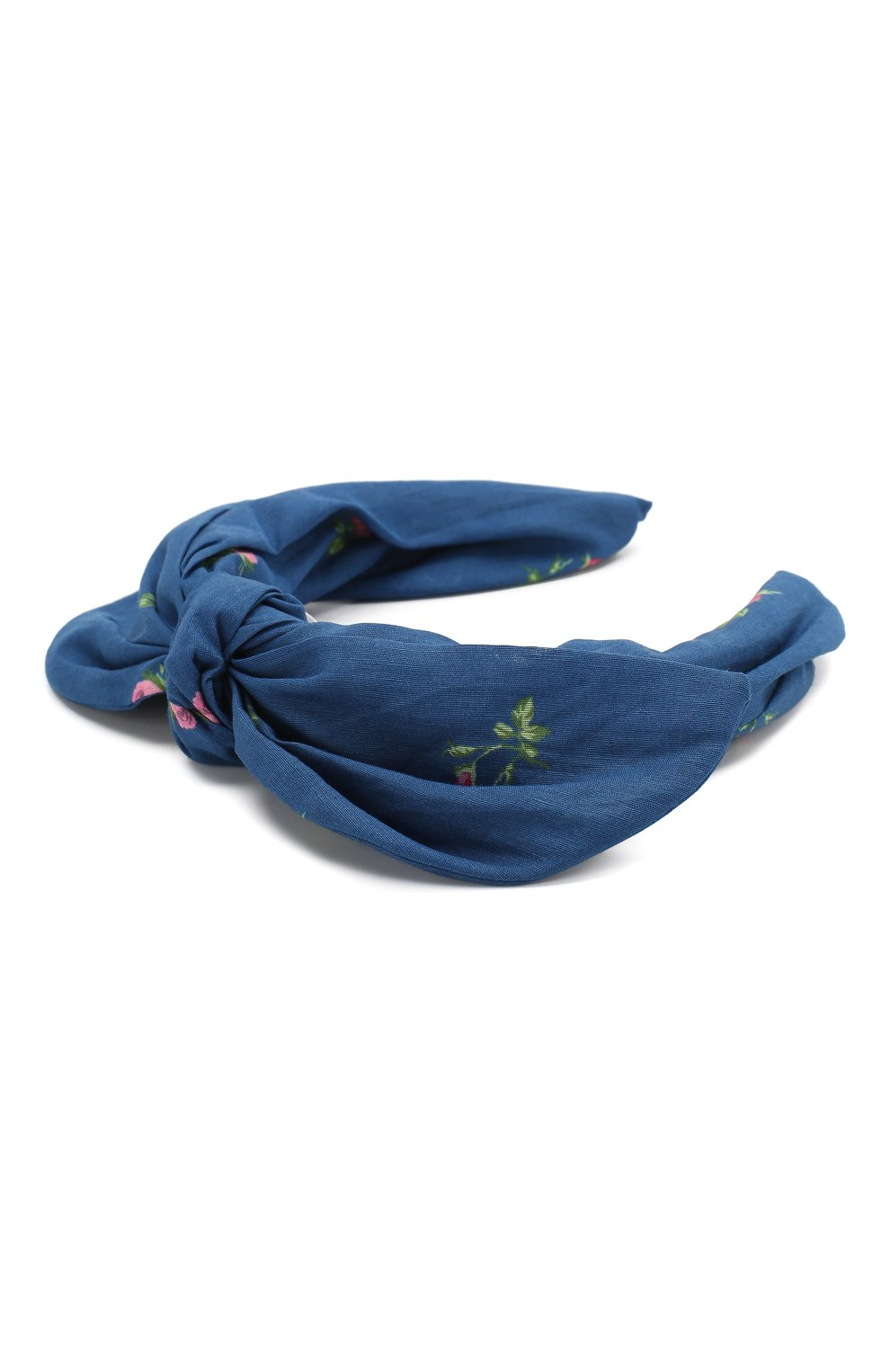 Детского ободок PHILOSOPHY DI LORENZO SERAFINI KIDS синего цвета, арт. PJAV04/LC76/VH011   Фото 2