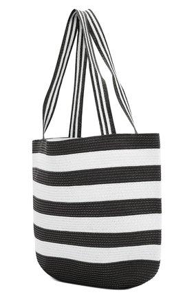Детская сумка MONNALISA черно-белого цвета, арт. 995033 | Фото 2
