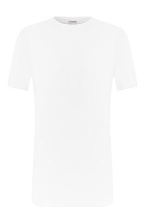 Мужские футболка ZIMMERLI белого цвета, арт. 700-1341* | Фото 1