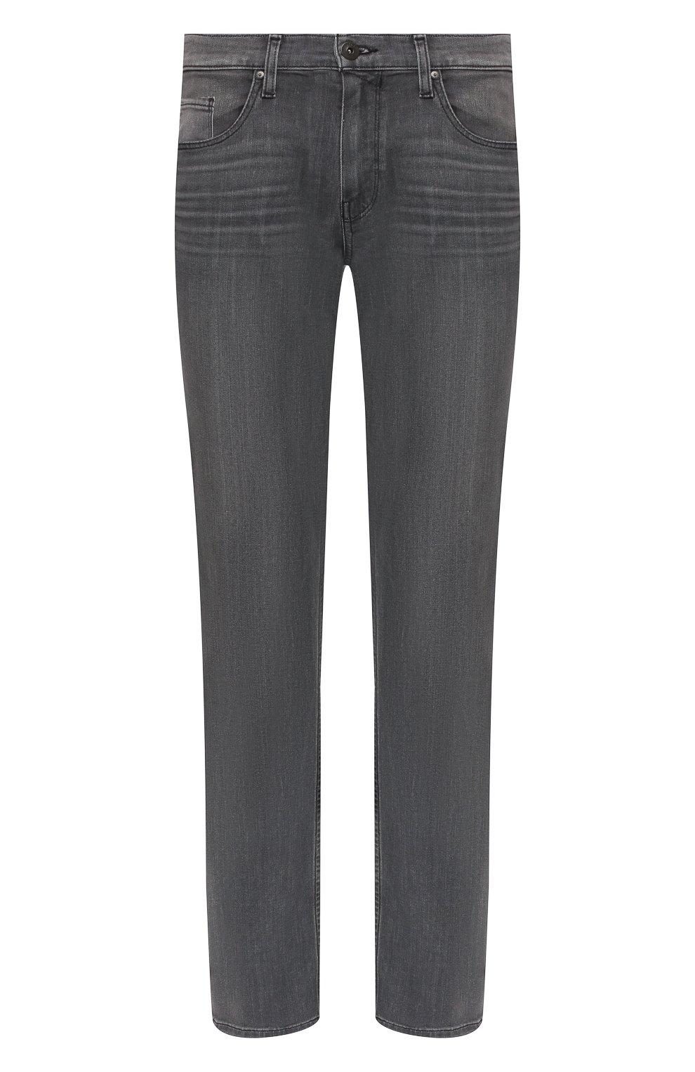 Мужские джинсы PAIGE серого цвета, арт. M657743-4621   Фото 1