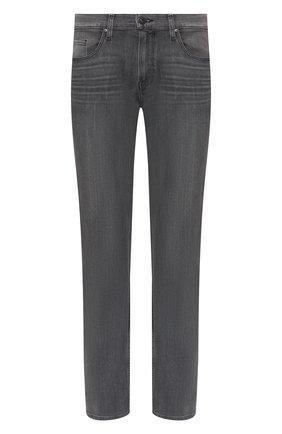 Мужские джинсы PAIGE серого цвета, арт. M657743-4621 | Фото 1