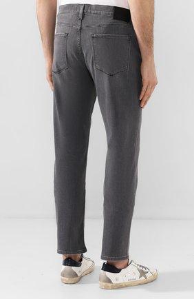 Мужские джинсы PAIGE серого цвета, арт. M657743-4621   Фото 4