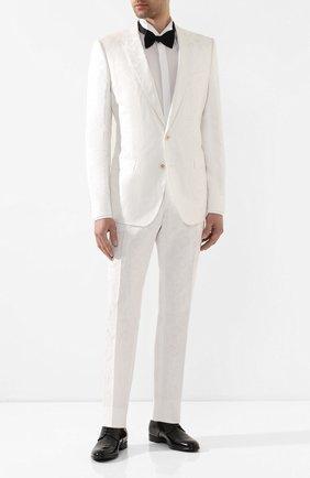 Мужской костюм DOLCE & GABBANA белого цвета, арт. GK0RMT/HJMI0 | Фото 1