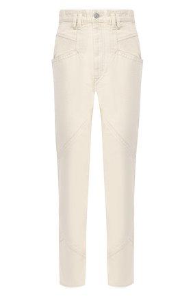 Женские джинсы ISABEL MARANT бежевого цвета, арт. PA1648-20E010I/EL0ISA | Фото 1