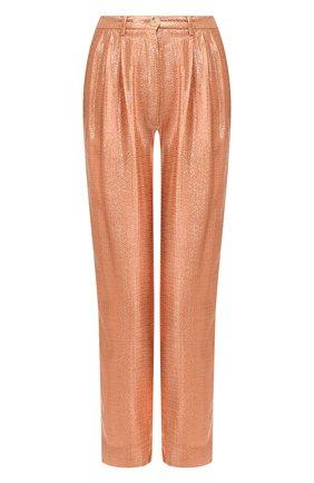 Женские брюки FORTE_FORTE розового цвета, арт. 7266 | Фото 1