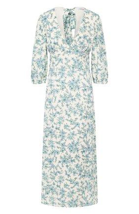 Женское платье VIVETTA голубого цвета, арт. 20E V2M0/H051/5310 | Фото 1