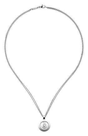 Женские кулон CHOPARD белого золота цвета, арт. 795405-1001 | Фото 1