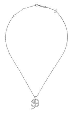 Женские кулон CHOPARD белого золота цвета, арт. 797862-1003 | Фото 1