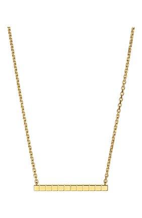 Женские кулон CHOPARD желтого золота цвета, арт. 817702-0001   Фото 1