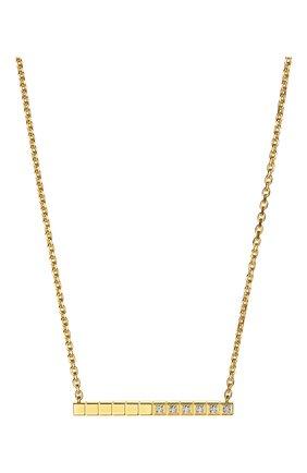 Женские кулон CHOPARD желтого золота цвета, арт. 817702-0002 | Фото 1