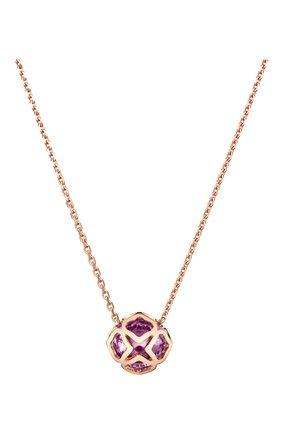 Женские кулон CHOPARD розового золота цвета, арт. 819225-5001 | Фото 2