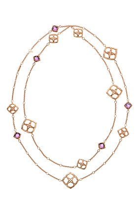 Женские колье CHOPARD бесцветного цвета, арт. 819564-5001 | Фото 1