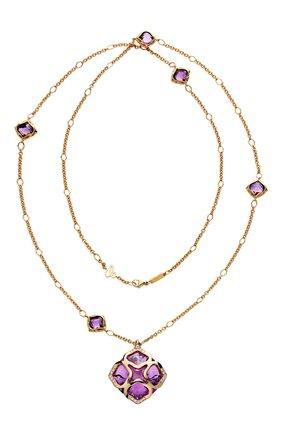 Женские кулон CHOPARD розового золота цвета, арт. 819570-5001 | Фото 1