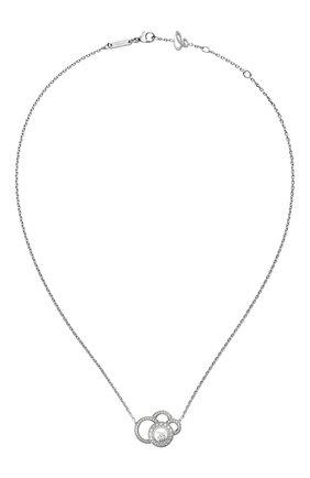 Женские кулон CHOPARD бесцветного цвета, арт. 819769-1003 | Фото 1