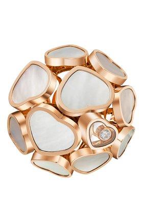 Женские кольцо CHOPARD розового золота цвета, арт. 827482-5310 | Фото 2