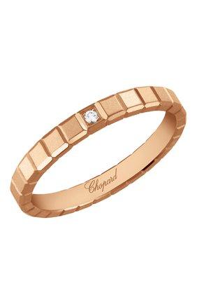 Женские кольцо CHOPARD розового золота цвета, арт. 827702-5069 | Фото 1