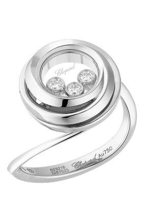 Женские кольцо CHOPARD белого золота цвета, арт. 829216-1010 | Фото 1