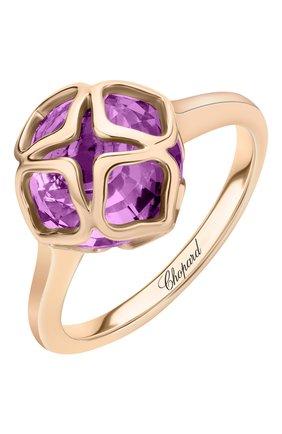 Женские кольцо CHOPARD розового золота цвета, арт. 829225-5010 | Фото 1
