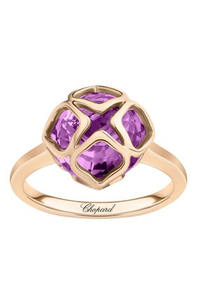 Женские кольцо CHOPARD розового золота цвета, арт. 829225-5010 | Фото 2