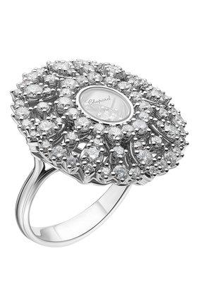 Женские кольцо CHOPARD белого золота цвета, арт. 82A036-1110 | Фото 1