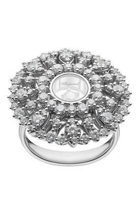 Женские кольцо CHOPARD белого золота цвета, арт. 82A036-1110 | Фото 2