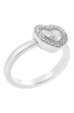 Женские кольцо CHOPARD бесцветного цвета, арт. 82A054-1210 | Фото 1