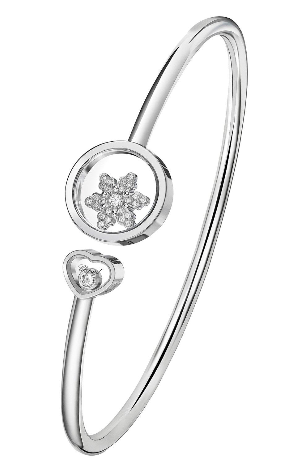 Женские браслет CHOPARD белого золота цвета, арт. 85A482-1001 | Фото 1