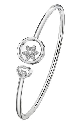 Женский браслет CHOPARD белого золота цвета, арт. 85A482-1001 | Фото 1