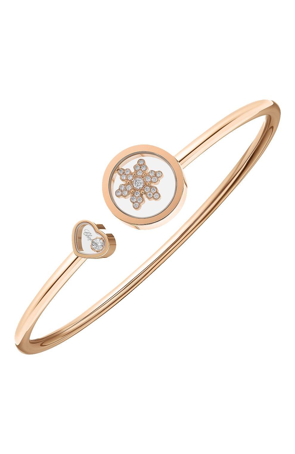 Женские браслет CHOPARD розового золота цвета, арт. 85A482-5001 | Фото 1