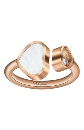 Женские кольцо CHOPARD розового золота цвета, арт. 829482-5310 | Фото 2