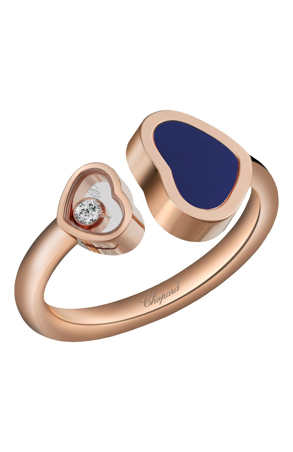 Женские кольцо CHOPARD розового золота цвета, арт. 829482-5510 | Фото 1