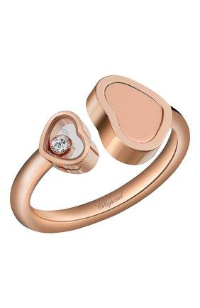 Женские кольцо CHOPARD бесцветного цвета, арт. 829482-5610 | Фото 1