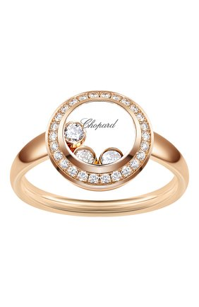 Женские кольцо CHOPARD розового золота цвета, арт. 829562-5039 | Фото 2