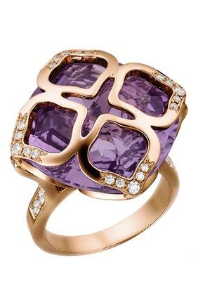 Женские кольцо CHOPARD розового золота цвета, арт. 829563-5010 | Фото 1