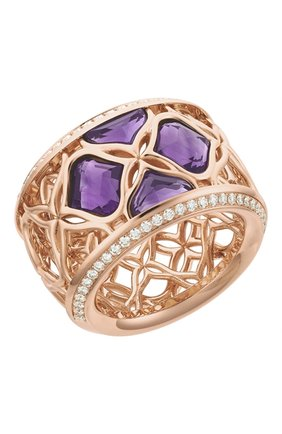 Женские кольцо CHOPARD розового золота цвета, арт. 829564-5010 | Фото 1