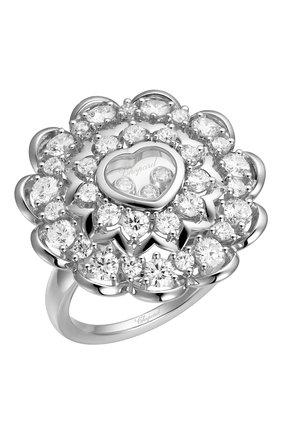 Женские кольцо CHOPARD бесцветного цвета, арт. 829721-1010 | Фото 1
