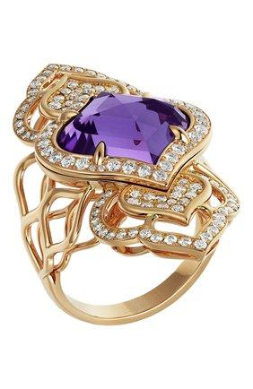 Женские кольцо CHOPARD бесцветного цвета, арт. 829723-5010 | Фото 1