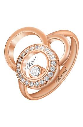 Женские кольцо CHOPARD бесцветного цвета, арт. 829769-5039 | Фото 1