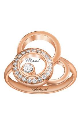 Женские кольцо CHOPARD бесцветного цвета, арт. 829769-5039 | Фото 2