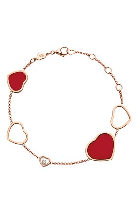 Женский браслет CHOPARD розового золота цвета, арт. 857482-5081 | Фото 1
