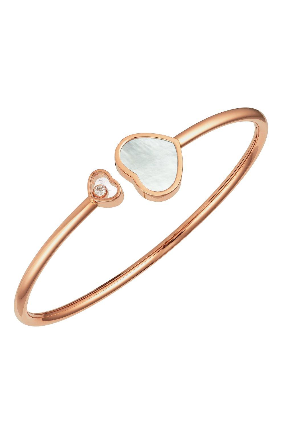 Женские браслет CHOPARD розового золота цвета, арт. 857482-5302 | Фото 1