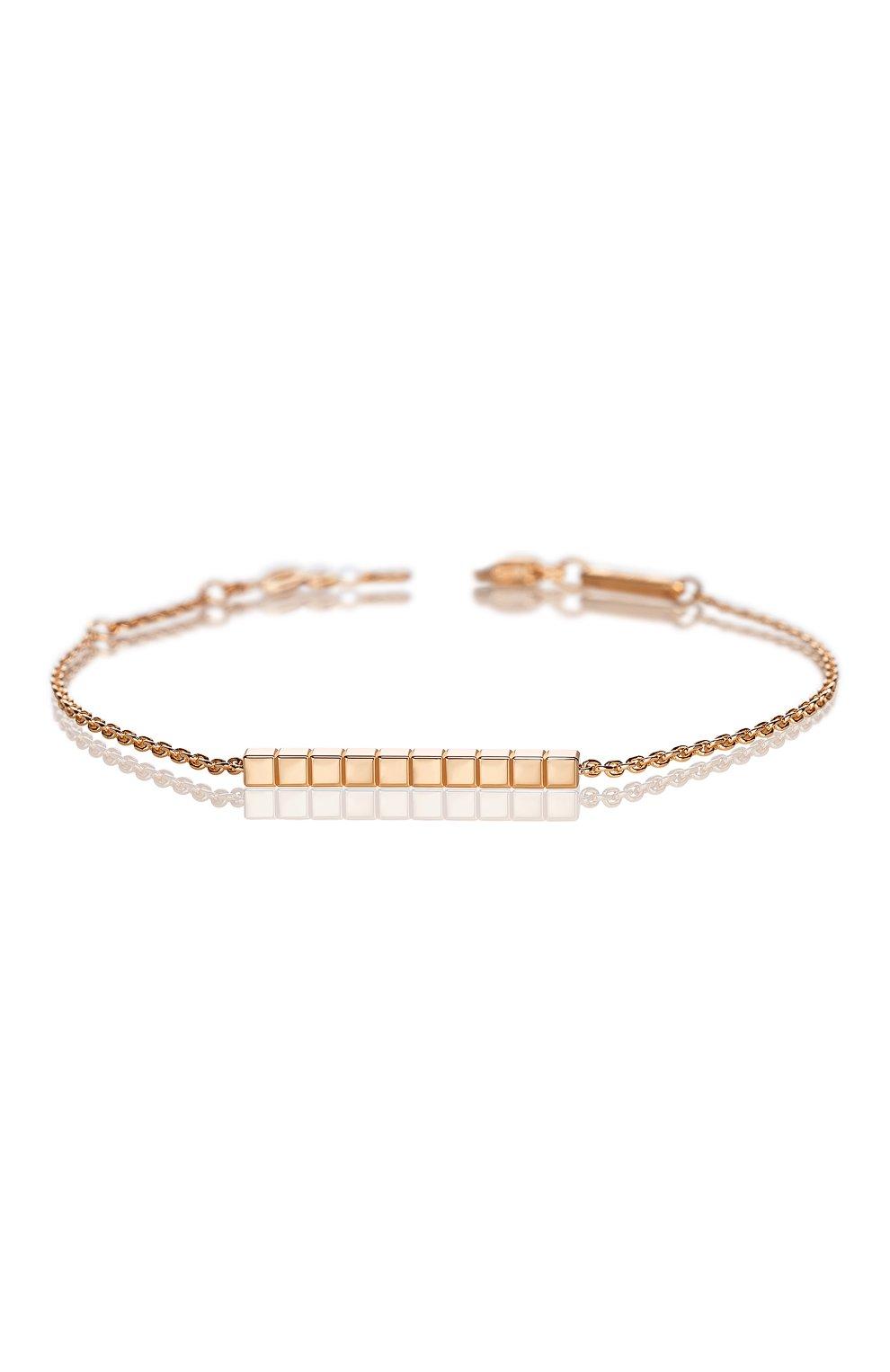 Женские браслет CHOPARD розового золота цвета, арт. 857702-5001   Фото 1