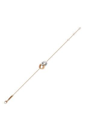 Женский браслет CHOPARD бесцветного цвета, арт. 859099-9202 | Фото 2
