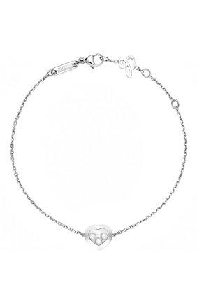 Женский браслет CHOPARD бесцветного цвета, арт. 859203-1001 | Фото 1