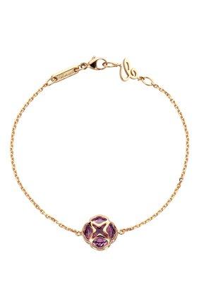 Женский браслет CHOPARD бесцветного цвета, арт. 859225-5001 | Фото 1