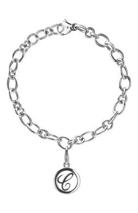 Женский браслет CHOPARD бесцветного цвета, арт. 859444-1101 | Фото 1