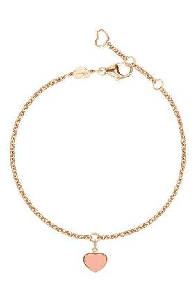 Женский браслет CHOPARD бесцветного цвета, арт. 859482-5601 | Фото 1