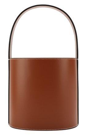 Женская сумка bissett  STAUD коричневого цвета, арт. 07-9000 | Фото 1